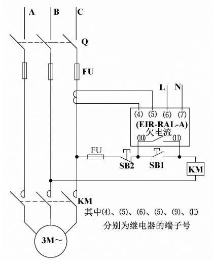 交/直流电流继电器